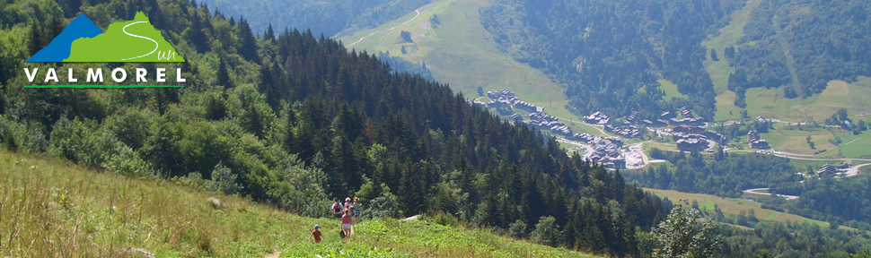 Valmorel in Summertime