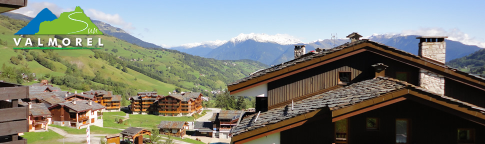 Summer Apartments in Valmorel