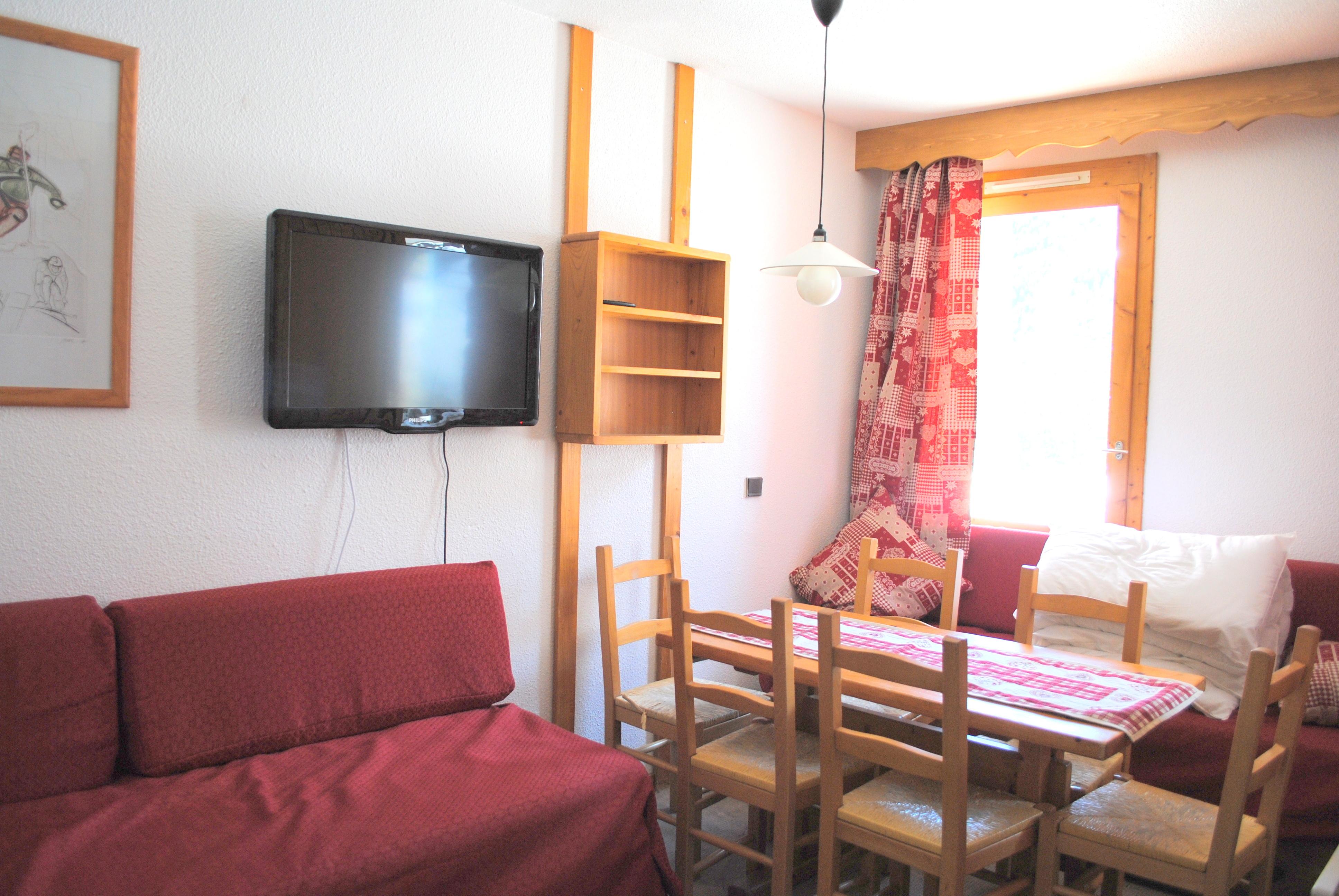 Madeleine ski n appartement in valmorel frankrijk for Design appartement frankrijk